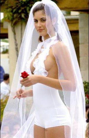 свадебные платья сексуальные фото